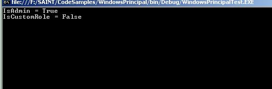 WindowsPrincipal.IsInRole doesn't reflect changes until restart